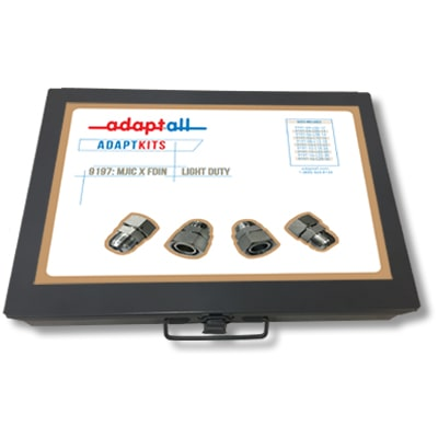Adaptall 9197 Light Adapter and Fitting Kit