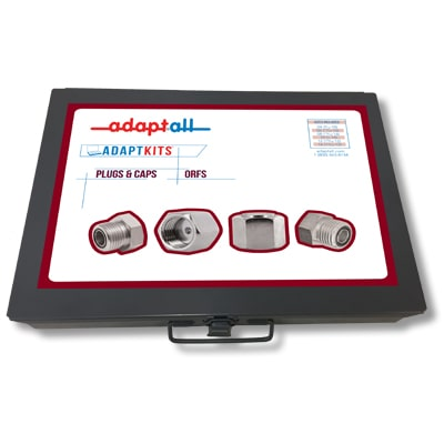 Adaptall PL & CP ORFS Adapter and Fitting Kit