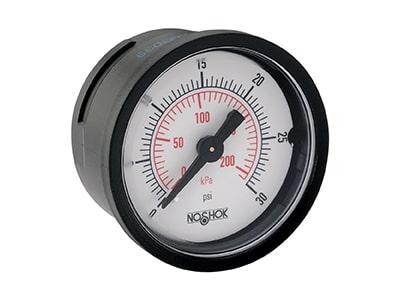 Noshok 100 Series ABS and Steel Dry Case Pressure Gauges Pressure Gauge