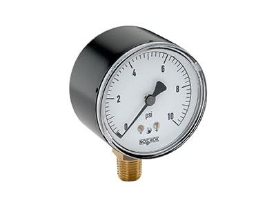 200 Series Dial Indicating Pressure Gauge
