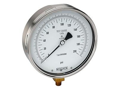 800 Series Dial Indicating Pressure Gauge