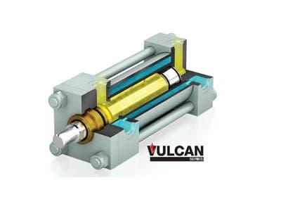 Vulcan Series Tie Rod Cylinders